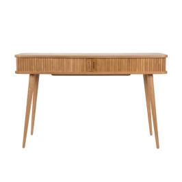 Modern houten bureau