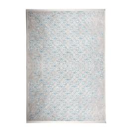 Modern vloerkleed grijs