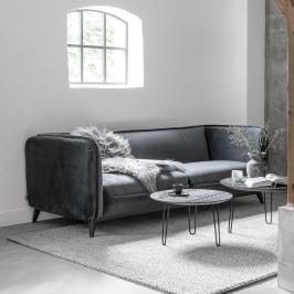 Sofa fluweel