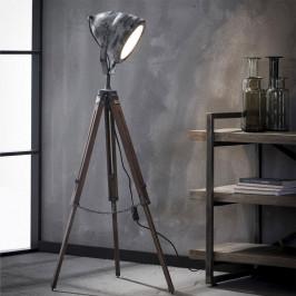 Spotlight lamp op driepoot