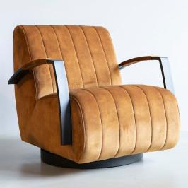 Draaibare fauteuil met arm