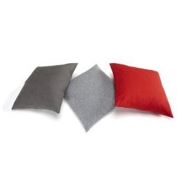 Vierkant kussen 65x65 cm