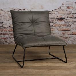 Brede fauteuil