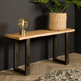 Boomstam sidetable acacia