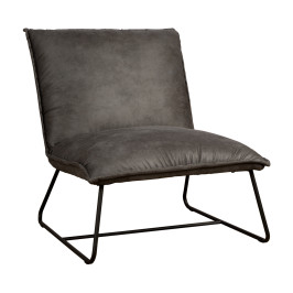 Lage fauteuil