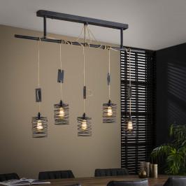 Verstelbare hanglamp industrieel