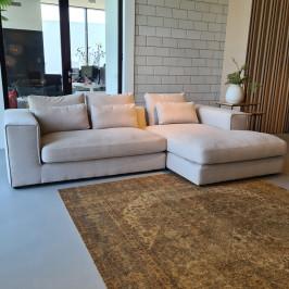 Hoekbank met divan