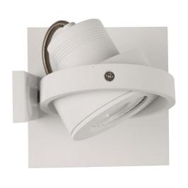 Witte moderne LED spot