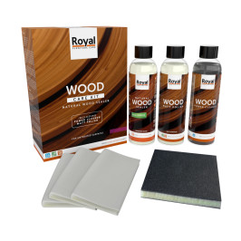 Matt Polish + Cleaner + Natural Wood Sealer