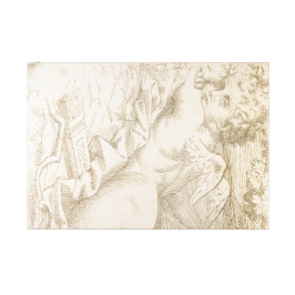 Creme wit vloerkleed Cupido