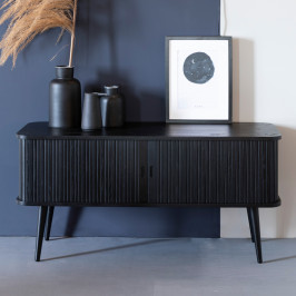 Zwart design tv-dressoir