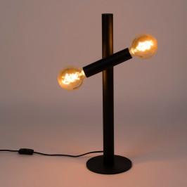 Design tafellamp mat zwart