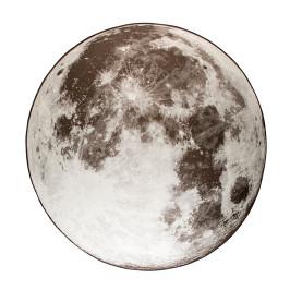 Rond buitenkleed maan
