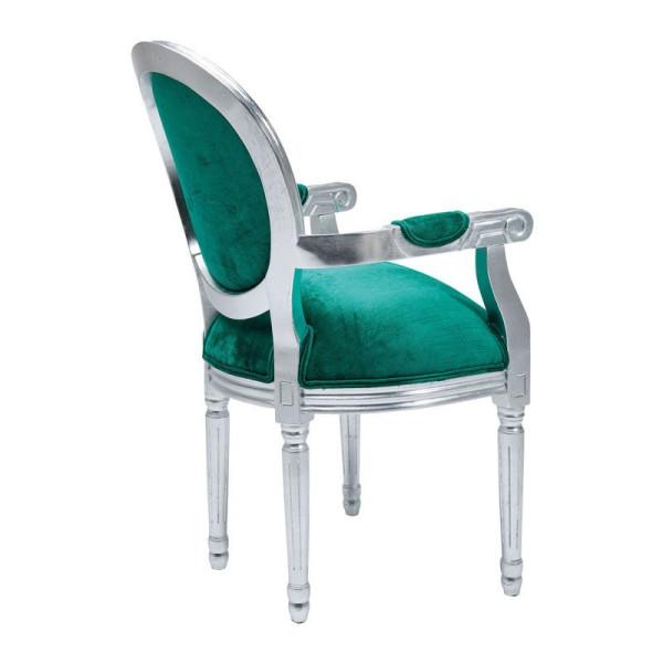 Barok Stoelen Utrecht.Barok Stoel Turquoise Louis Silver Kare Design Louis Silver Lumz