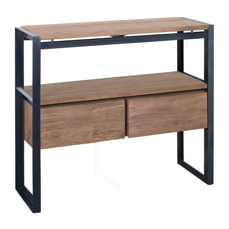 D bodhi fendy industriele sidetable onlinedesignmeubel for Table 6 5 upc