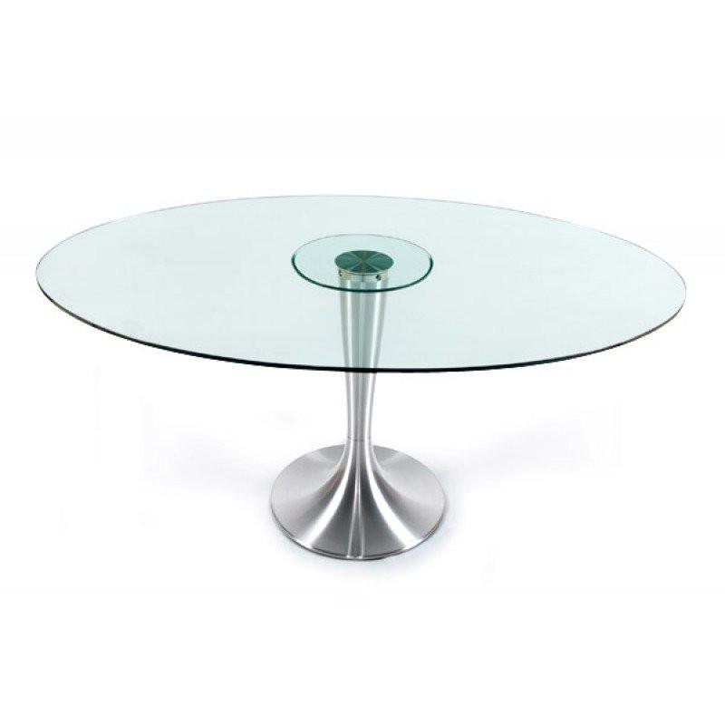 Ovale eettafel adagio mascali h for Design eetkamertafel
