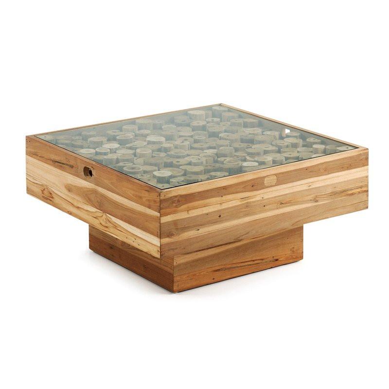 design salontafel hout frida bestellen