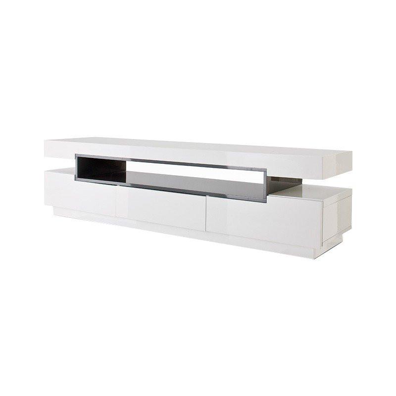 Design tv meubel hoogglans laura for Tv meubel design