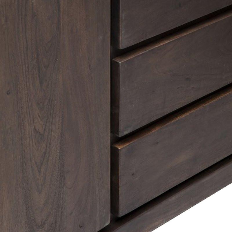 Donker houten dressoir Graham | Onlinedesignmeubel.nl