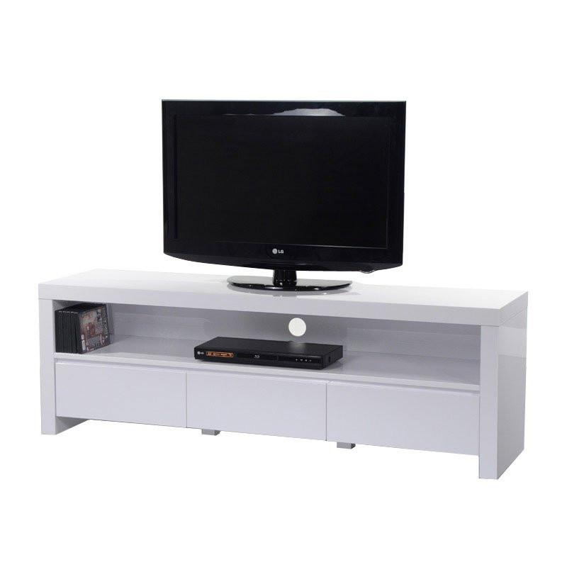 Tv meubel hoogglans giani fiore t for Hoogglans wit tv meubel