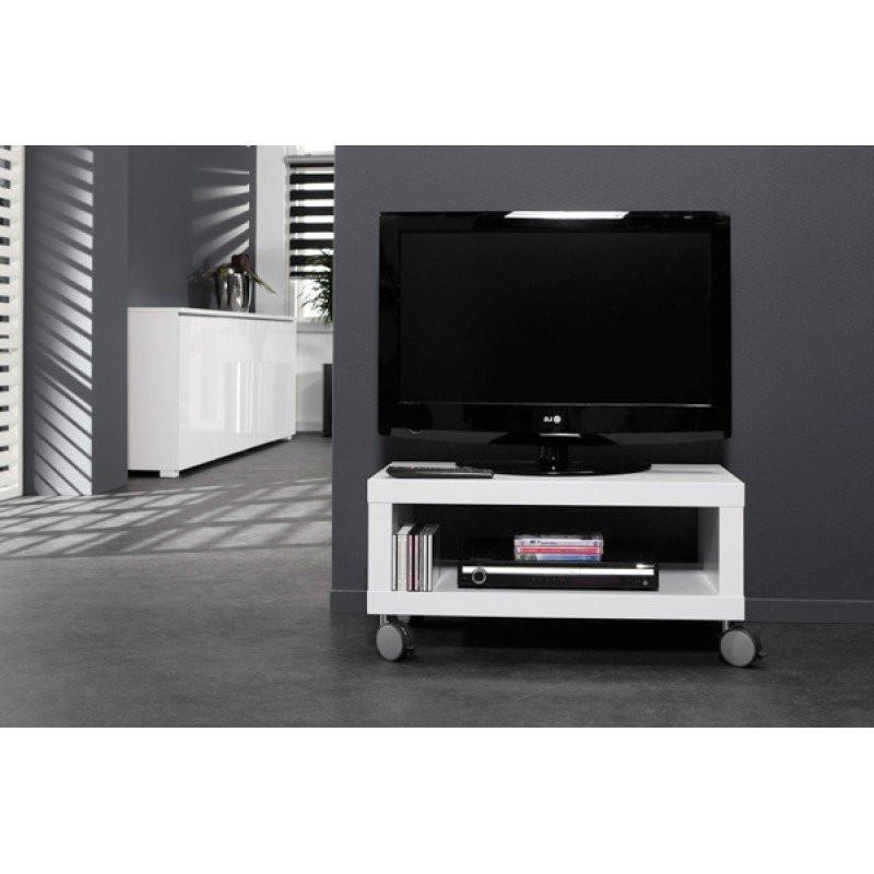 Wit hoogglans tv meubel giani fiore for Hoogglans wit tv meubel