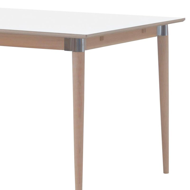 Grote eettafel modern instyle huse 200 for Eettafel modern