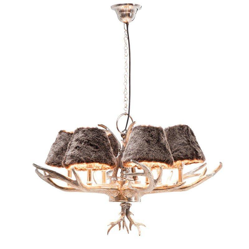 hanglamp huntsman 6 bestellen. Black Bedroom Furniture Sets. Home Design Ideas