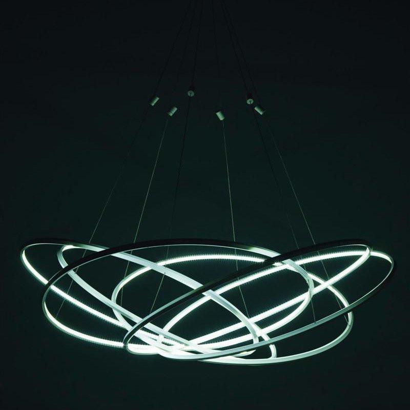 Hanglamp spiry led w bestellen for Led hanglampen woonkamer