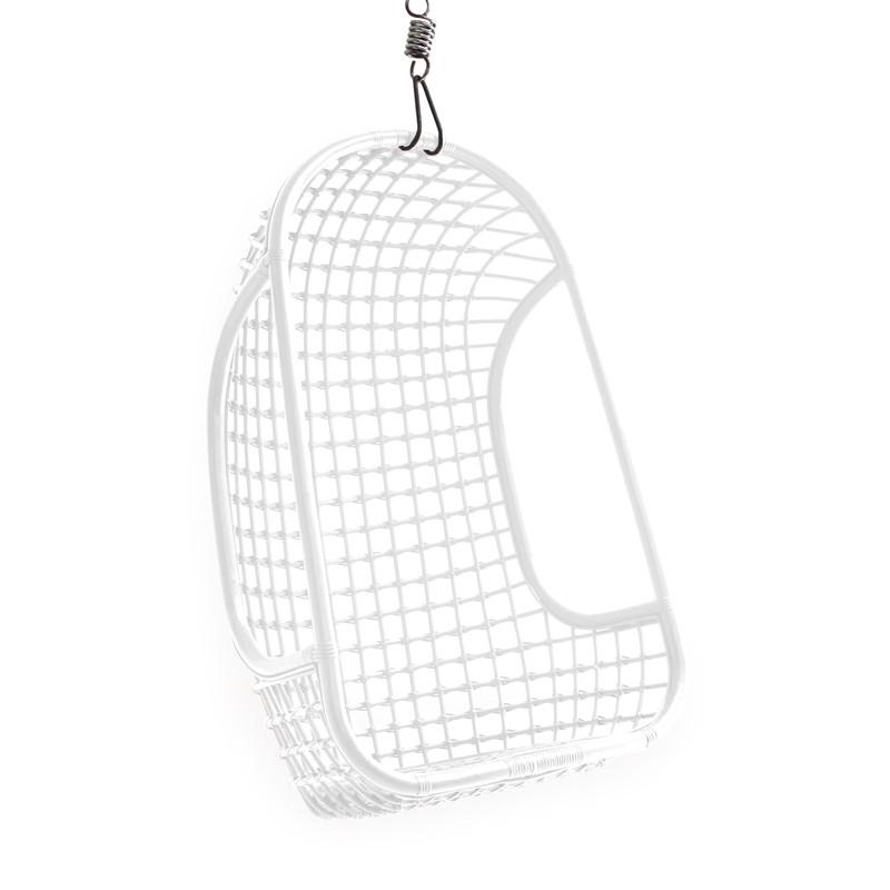 Hangstoel Rotan Wit.Hkliving Hangstoel Rotan Rat0022 Lumz