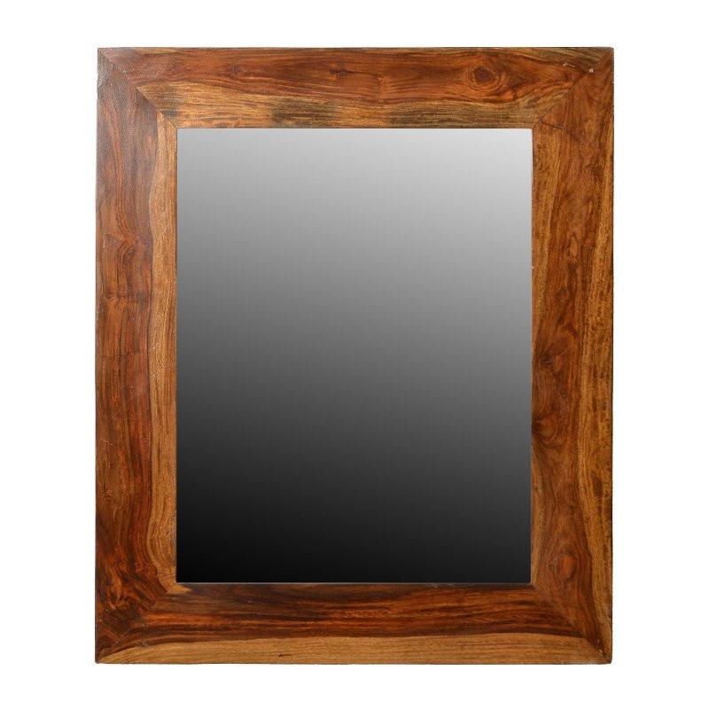 Houten spiegel lavis boyd 70 for Houten spiegel