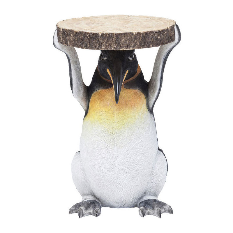 Kare design animal bijzettafeltje pinguin lumz for Bijzettafeltje design