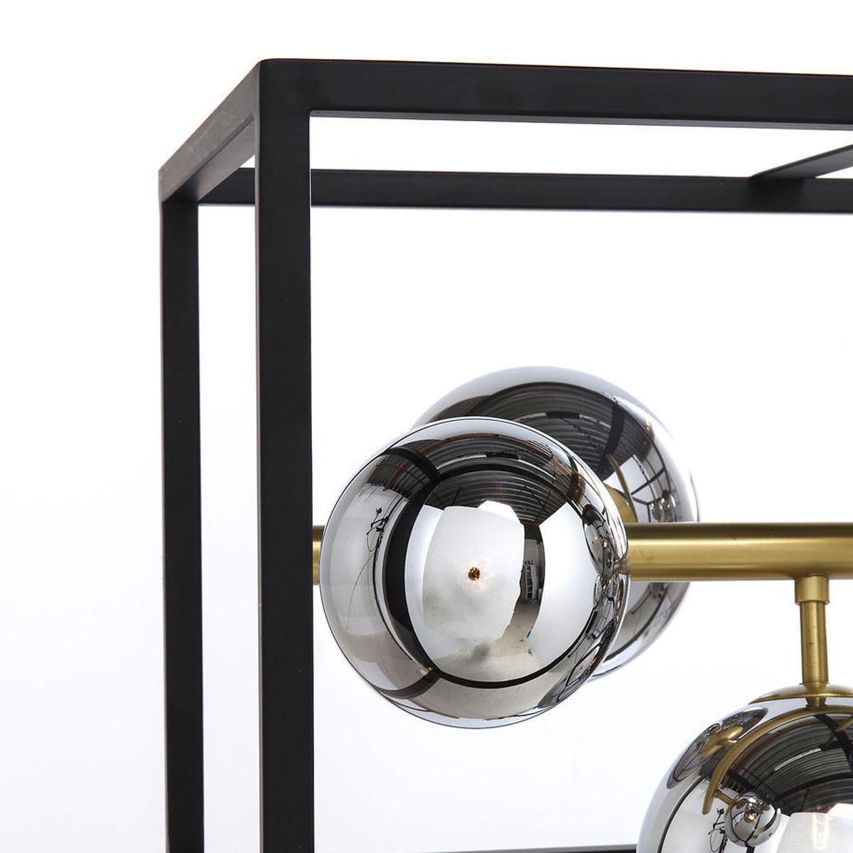 kare design balloon cube spiegel bollen hanglamp 67861. Black Bedroom Furniture Sets. Home Design Ideas