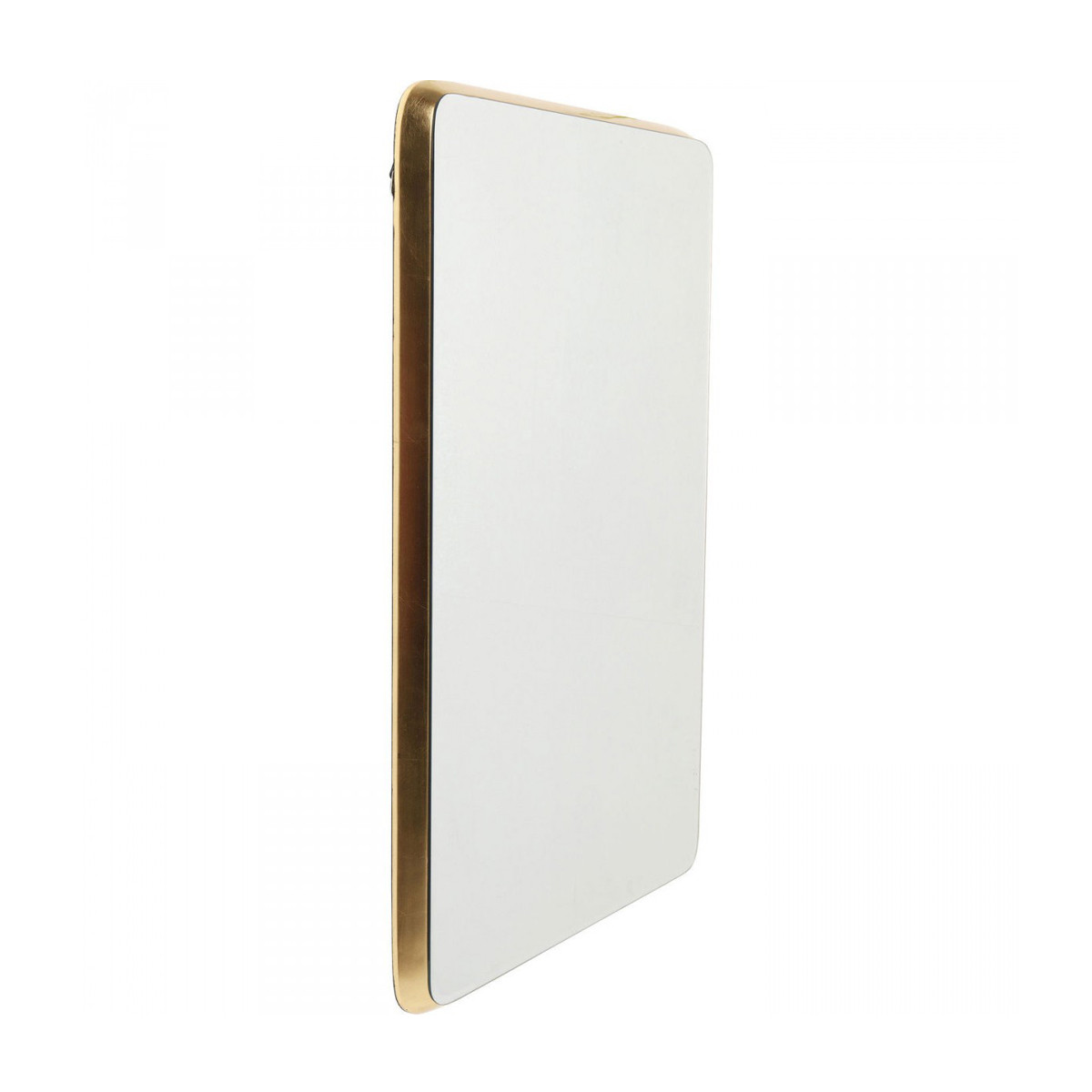 Uitgelezene Kare Design Jetset | Rechthoekige spiegel goud | 80948 | LUMZ CH-02