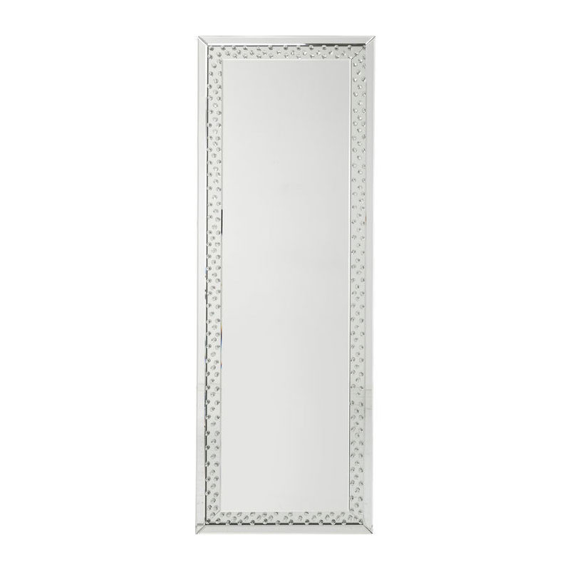 kare design raindrops zilveren spiegel lumz. Black Bedroom Furniture Sets. Home Design Ideas
