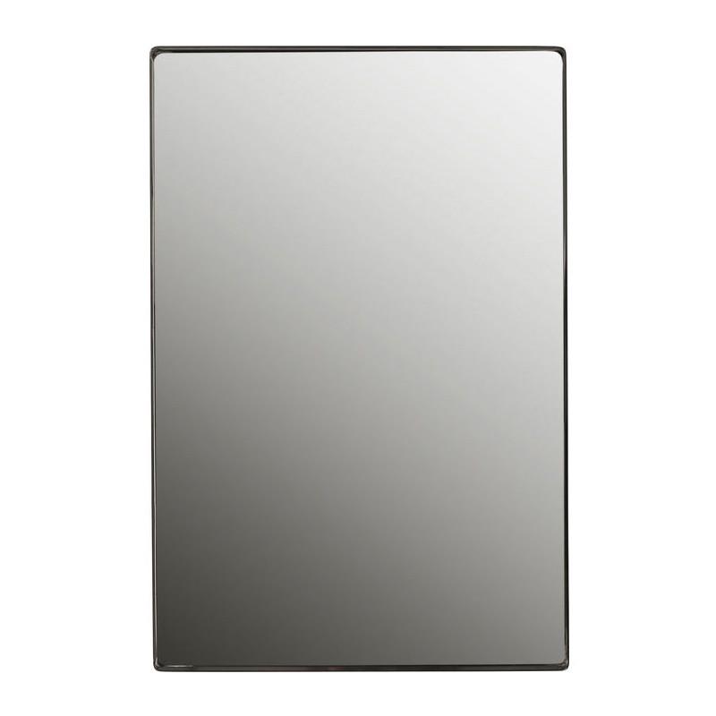 Kare design shadow soft spiegel met zwarte lijst 90 cm for Spiegel zwarte lijst