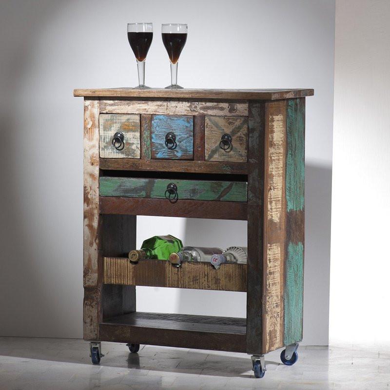 Drankkast sloophout lavis otar bestellen onlinedesignmeubel - Keukenkast outs ...