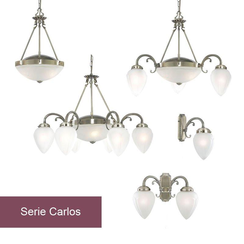 Klassieke hanglamp carlos 5 bestellen for Klassieke hanglamp