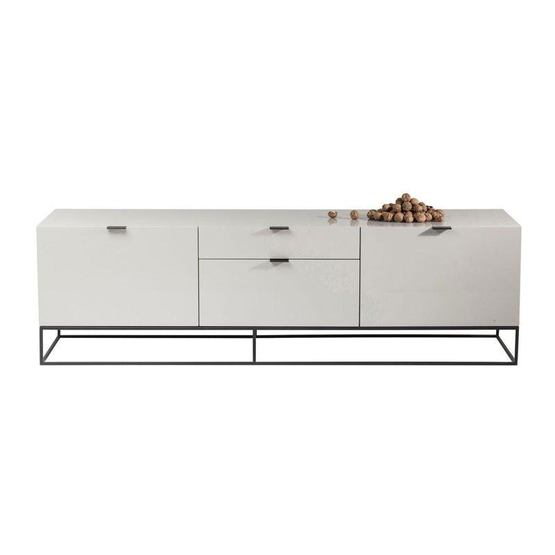 Modern tv meubel wit heaven kopen for Modern tv meubel design
