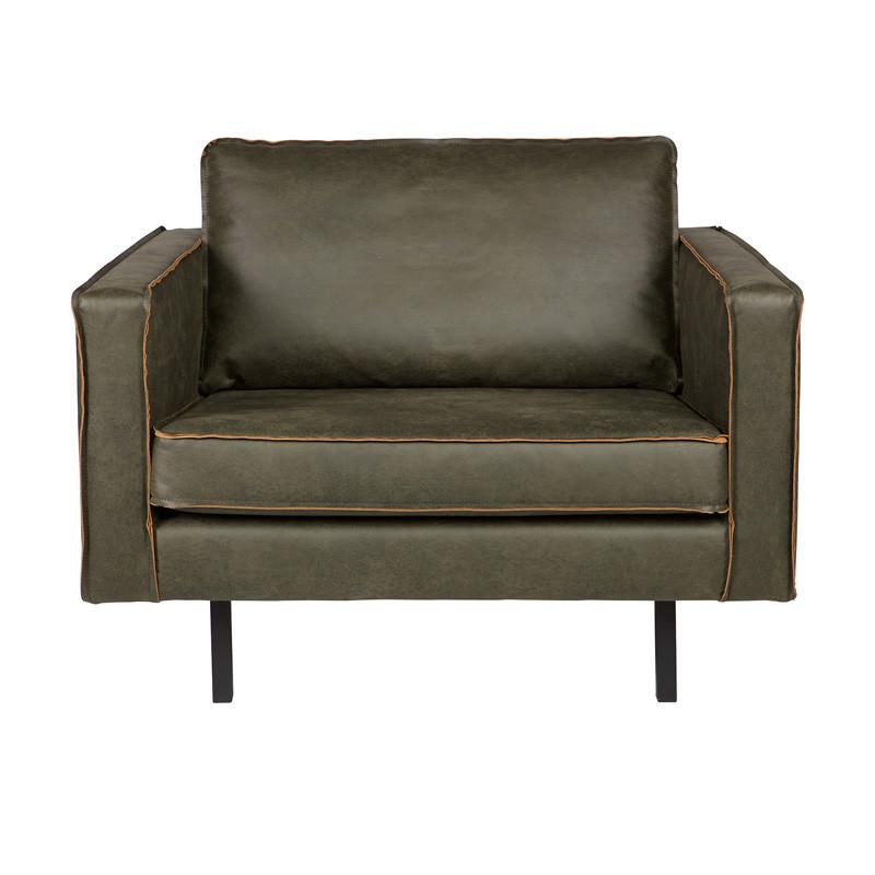 Moderne fauteuil van leer bepure rodeo - Moderne fauteuils ...