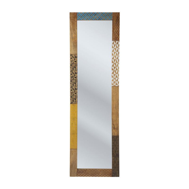retro spiegel kare design soleil. Black Bedroom Furniture Sets. Home Design Ideas