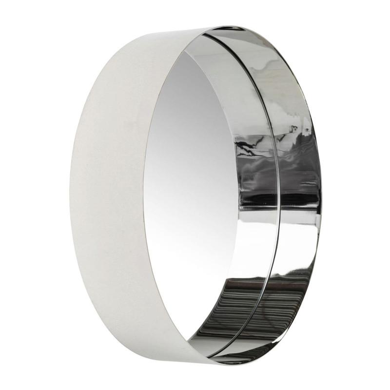 ronde spiegel 30 cm kare design luna. Black Bedroom Furniture Sets. Home Design Ideas