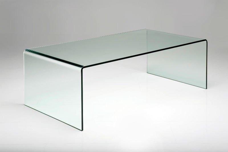 Zeer Salontafel glas Giani Clear 135 | Onlinedesignmeubel.nl DS-87