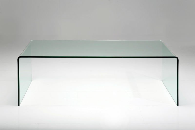 Vaak Salontafel glas Giani Clear 135 | Onlinedesignmeubel.nl YP-22