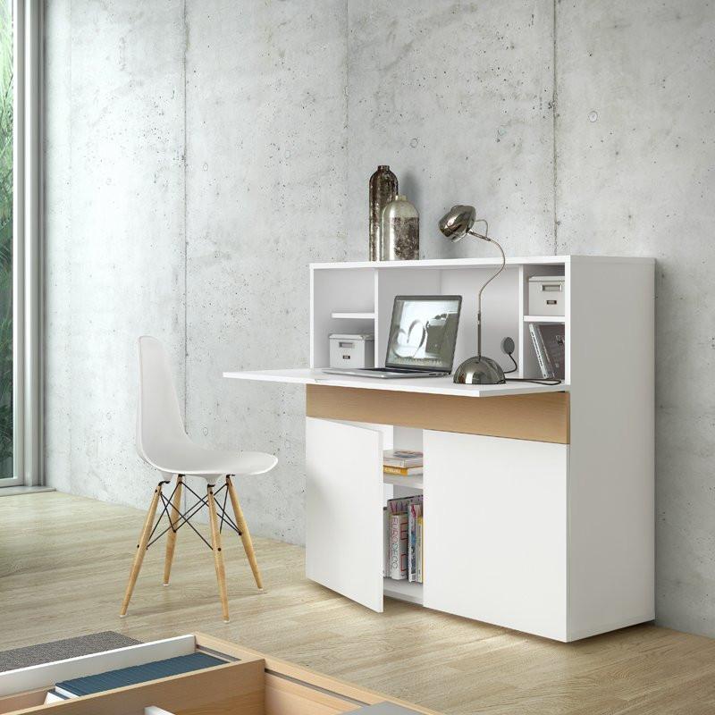 secretaire modern tundo estela. Black Bedroom Furniture Sets. Home Design Ideas