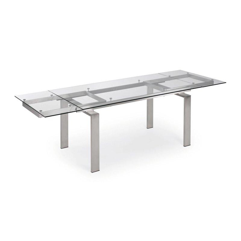 Uitschuifbare tafel laforma corona for Table extensible canada