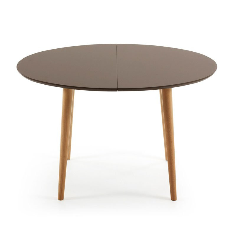 Uitschuifbare tafel laforma oakland 120 onlinedesignmeubel for Uitschuifbare eettafel