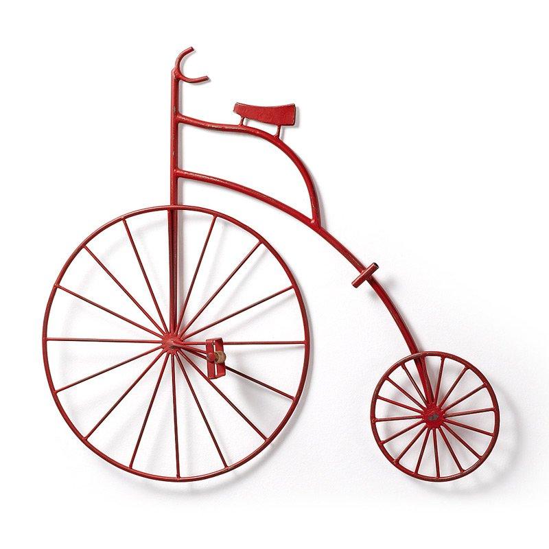 Decoratieve fiets LaForma Elcy