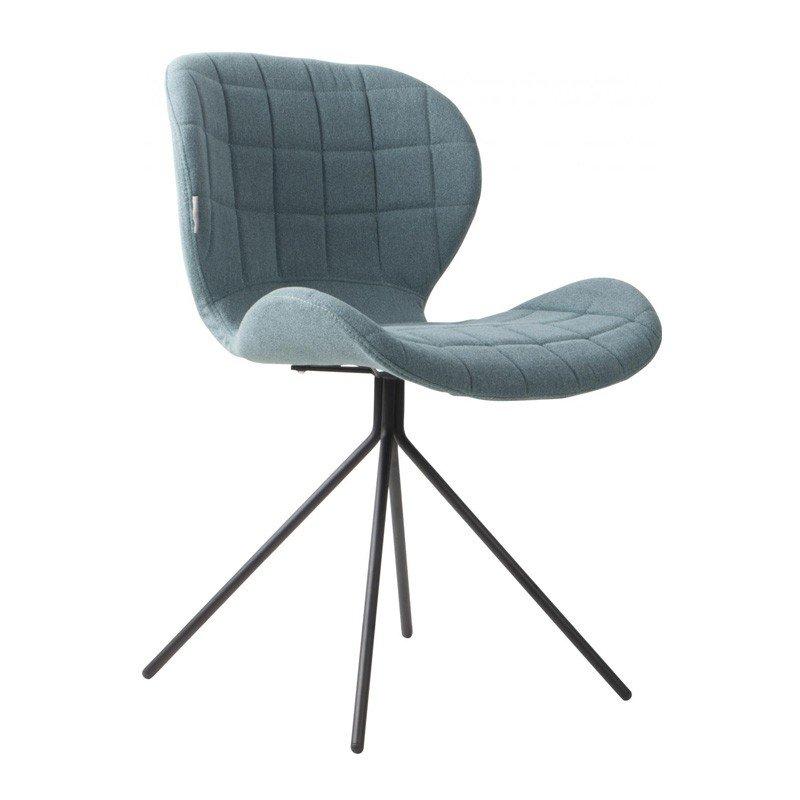 Moderne design stoel 6 kleuren