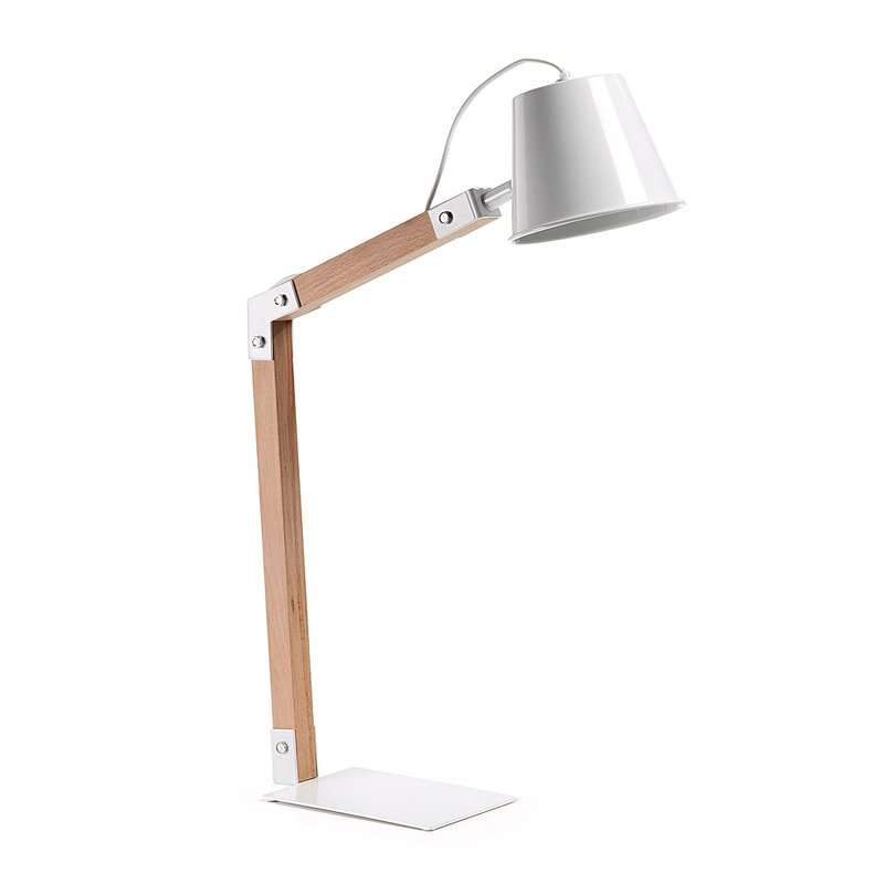 Design bureaulamp wit LaForma Andra