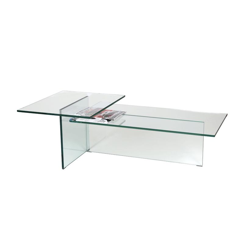 Design salontafel glas Adele 3